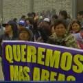 Santa Anita: alcaldesa y vecinos en contra de mercado 'Tierra Prometida'