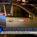 Breña: un muerto y un detenido tras enfrentamiento con la Policía
