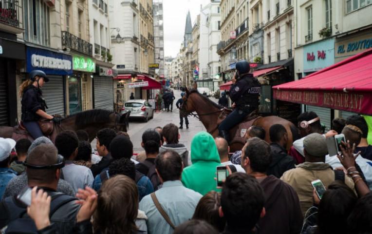 París: falsa alarma desata gran despliegue policial | Actualidad