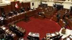 Congreso: cuatro ministros sustentan hoy el pedido de facultades - Noticias de jaime thorne