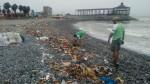 Voluntarios recogieron más de 150 toneladas de basura de las playas - Noticias de playas de lima