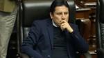 Elías Rodríguez renunció al cargo de tercer vicepresidente del Congreso - Noticias de elías rodríguez