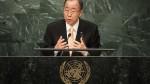 Ban Ki-moon se despide de los líderes mundiales con su discurso más duro - Noticias de juegos esto es guerra