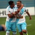 Sporting Cristal goleó 3-0 a Juan Aurich y se mantiene firme en la punta