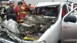 Independencia: un muerto dejó accidente vehicular en la Panamericana Norte - Noticias de accidentes vehicular