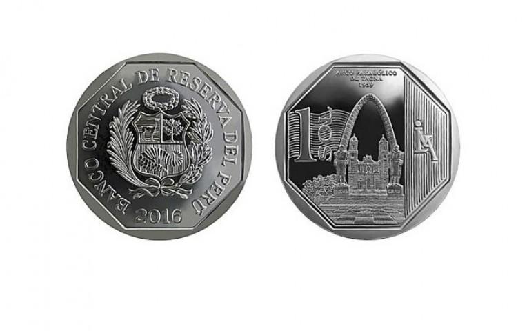 BCR lanza última moneda de la serie Riqueza y Orgullo del Perú