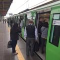 Metro de Lima: reanudan el servicio del tren parcialmente