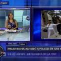 Defensa Legal de la Policía: Se han incrementado agresiones a agentes