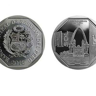 Banco Central de Reserva presentó nueva moneda alusiva a Tacna