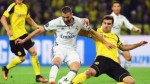 Real Madrid igualó 2-2 con el Dortmund en Champions League - Noticias de mark james