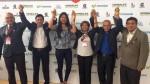 Diana Gonzales es la nueva presidenta de la Federación Peruana de Voleibol - Noticias de carlos camet