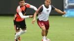 Selección peruana venció a la Sub 20 en partido de práctica en Videna - Noticias de fernando nogara