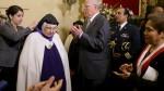 PPK distinguió a responsable del monasterio de las Hermanas Nazarenas - Noticias de pedro gonzales