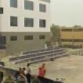 Chorrillos: denuncian que construirán estacionamiento en losa deportiva
