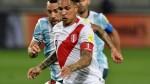 Perú igualó 2-2 con Argentina por las Eliminatorias a Rusia 2018 - Noticias de ramiro guerrero