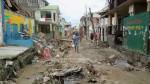 Haití: más de 800 muertos tras el paso del huracán Matthew - Noticias de haití