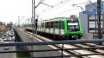 Metro de Lima: cantidad insuficiente de trenes causa congestión en las estaciones - Noticias de corredores viales