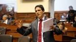 Comisión de Ética dejó al voto investigar a tres congresistas - Noticias de roberto castro