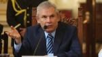 Panamericanos: Glave pide que Luis Castañeda se presente ante el Congreso - Noticias de reforma del transporte