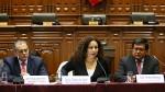 Congreso: hoy culminan sustentaciones de Presupuesto 2017 - Noticias de porfirio medina