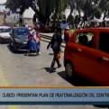 Cusco: buscan liberar de vehículos las calles del centro histórico