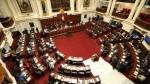 Congreso oficializó hoy la Ley contra el Transfuguismo - Noticias de inmunidad parlamentaria