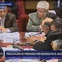 Comisión de Fiscalización acordó citar a ministra de Salud por incendio