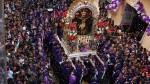 Señor de los Milagros: este es el recorrido de la segunda procesión - Noticias de juan ma