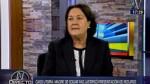 Caso Utopía: madre de Edgar Paz justifica hábeas corpus en juzgado de Cajamarca - Noticias de hábeas corpus