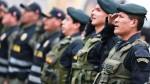 Gobierno aprueba decreto para optimizar la carrera policial - Noticias de jorge moreno