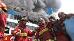 Héroes anónimos: los riesgos y dificultades de los bomberos voluntarios - Noticias de accidentes vehicular