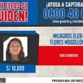 Los más buscados: capturan a mujer en el Callao