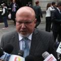 Bruce: Se ve pésimo ausencia de Salgado en Consejo de Estado sobre corrupción