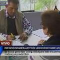 San Borja: Policía inició empadronamiento de vecinos por cumbre APEC
