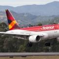 Avianca anuncia que suspende vuelos a Venezuela tras incidente