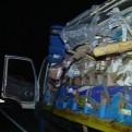 Supe: un muerto y 25 heridos dejó quíntuple choque