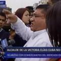 La Victoria: alcalde no pudo reunirse con dirigentes del Mercado de Frutas