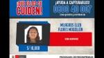 Los más buscados: capturan a mujer en el Callao - Noticias de sarita colonia