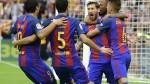 Barcelona venció 3-2 al Valencia con doblete de Messi - Noticias de rodrigo messi