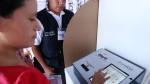 UNSM utilizó por primera vez el voto electrónico en votaciones internas - Noticias de mesas de sufragio