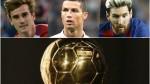'France Football' anunció a los 30 candidatos al Balón de Oro - Noticias de paul pogba