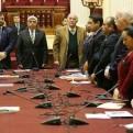 Congreso: Relaciones Exteriores respalda al Parlamento de Venezuela