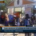 Ayacucho: docentes toman universidad en primer día de huelga