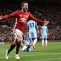 Manchester United superó 1-0 al City y lo sacó de Copa de la Liga