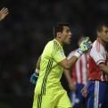 Paraguay pierde a Villar y Valdez para los partidos ante Perú y Bolivia