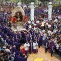Señor de los Milagros: conoce el recorrido de la procesión