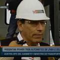 Línea 2 del metro: presentan primer tren que funcionará de forma automática