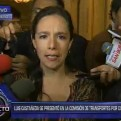 Glave sobre Castañeda: Hay un patrón similar entre OAS y Comunicore