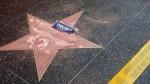 Donald Trump: destrozan su estrella en el Paseo de la Fama de Hollywood - Noticias de mujeres trabajadoras