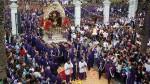 Señor de los Milagros: conoce el recorrido de la procesión - Noticias de universidad federico villarreal